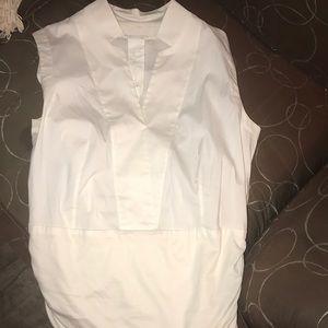 Akris Punto cotton top from Neiman Marcus
